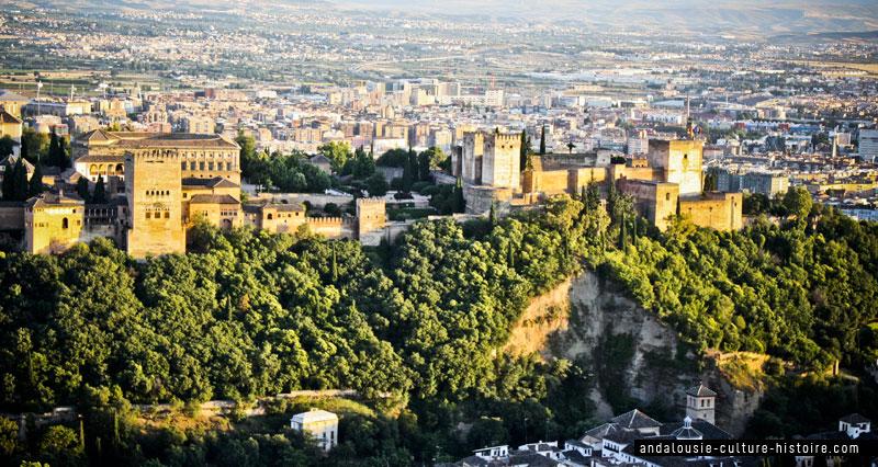 les Palais Nasrides de l'Alhambra (Grenade)