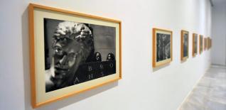 L'oeuvre de Garcia Lorca en photo au centre Memoria de Andalucía de Grenade