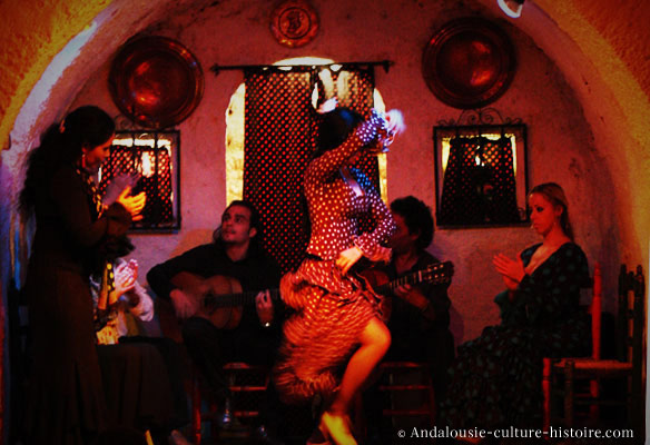 l'Andalousie et le Flamenco: une passion populaire