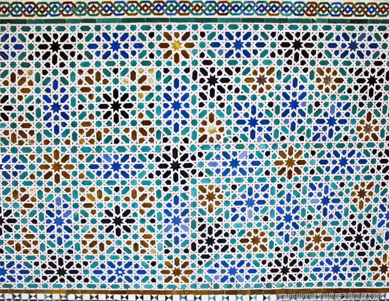 Andalousie culture et histoireth mes et motifs d coratifs for Architecture geometrique