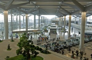 aéroport de Malaga - Costa del Sol - Andalousie