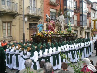 Sacrée Semaine Sainte à Séville