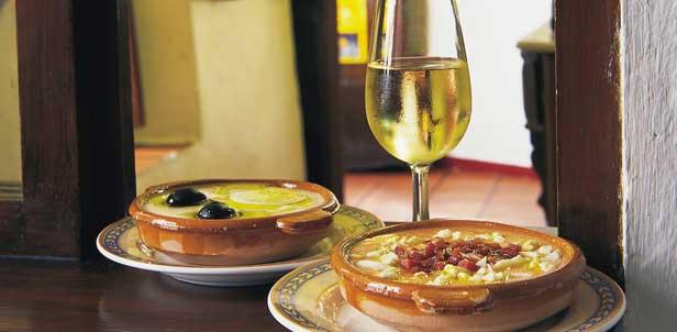 Les vins andalous, de Jerez de la Frontera à Cordoue