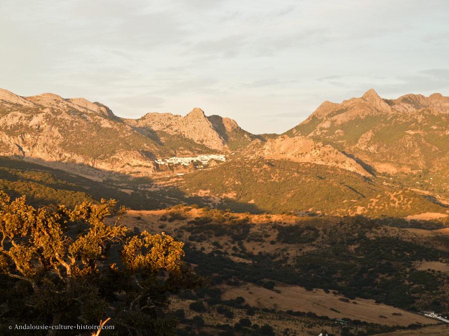 De Séville à Grenade (Carnet de voyage : Grazalema, Ronda, Sierra Nevada)