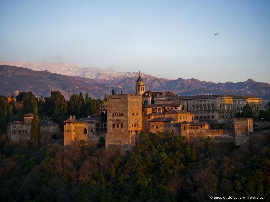 l 39 alhambra l 39 histoire d 39 une cit palatine andalus andalousie culture et histoire. Black Bedroom Furniture Sets. Home Design Ideas