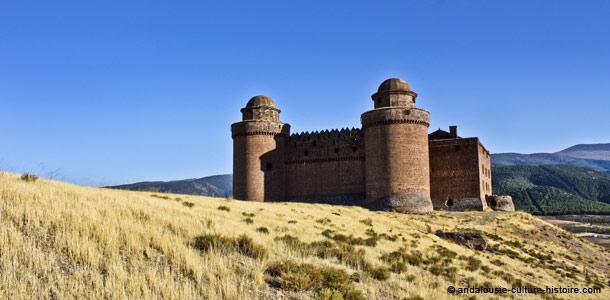 chateau-calahorra-guadix-granada