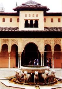 patio-lions-alhambra-grenade-histoire