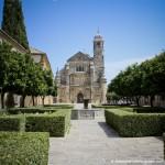 del-salvador-chapelle-ubeda-jaen-andalousie