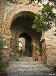 entree-alcazaba-almeria-andalousie