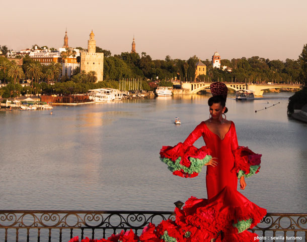 Visiter l andalousie en septembre et en octobre for Espectaculo flamenco seville sevilla
