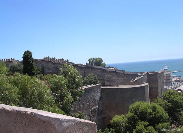 gibralfaro-chateau-malaga-andalousie