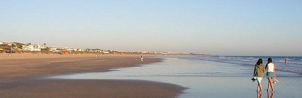 Les plages de Cadix