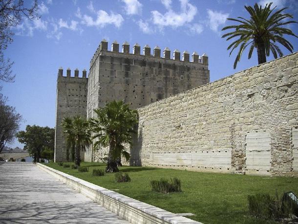 Les murailles de Jerez de la Frontera