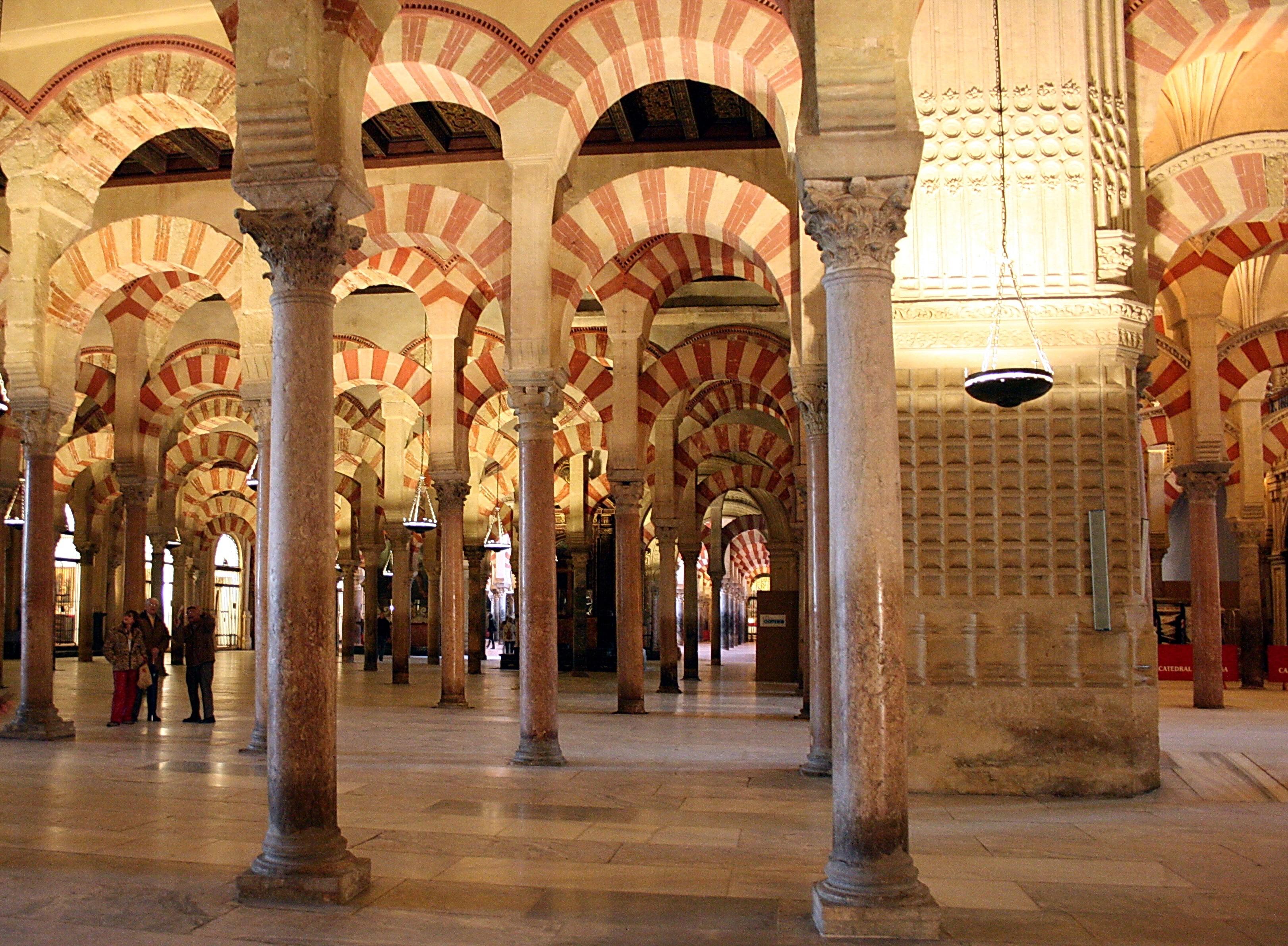 Andalousie culture et histoirehistoire de la mosqu e for Architecture andalouse