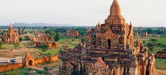 La Birmanie, un pays original