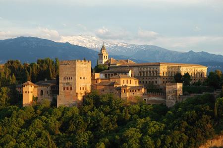 Le top 3 des sites touristiques à visiter en Andalousie