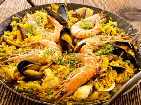 Voyage gastronomique en Andalousie