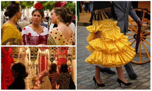 Séville, la Feria de Abril et sa gastronomie andalouse